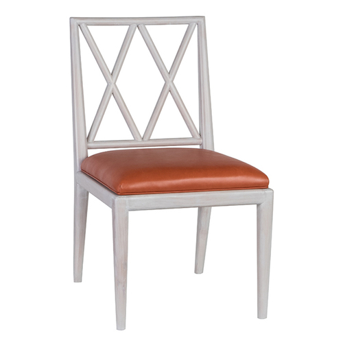 Milton X Back Chair