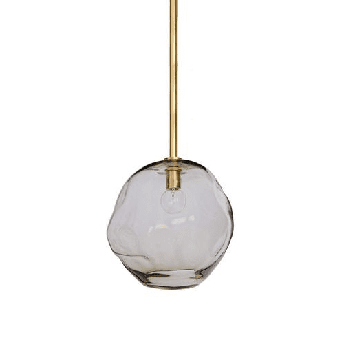Molten Large Pendant in Two Colors