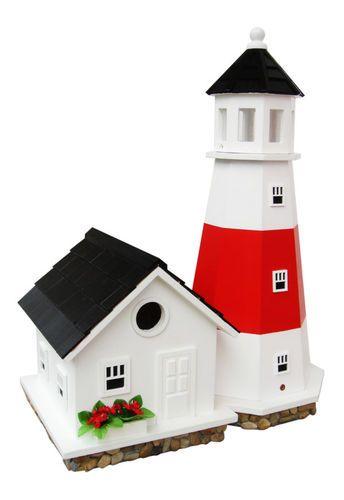 Montauk Lighthouse Birdhouse
