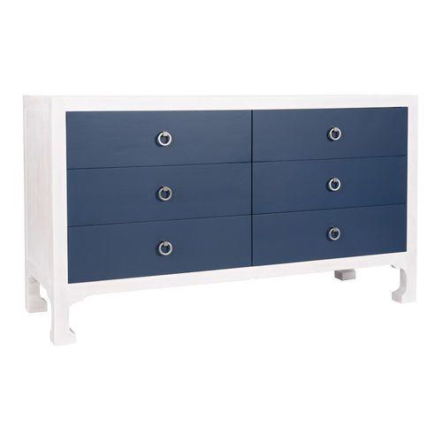 Morris Six Drawer Dresser
