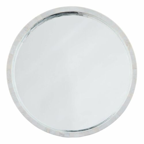 Mother of Pearl Mirror Large