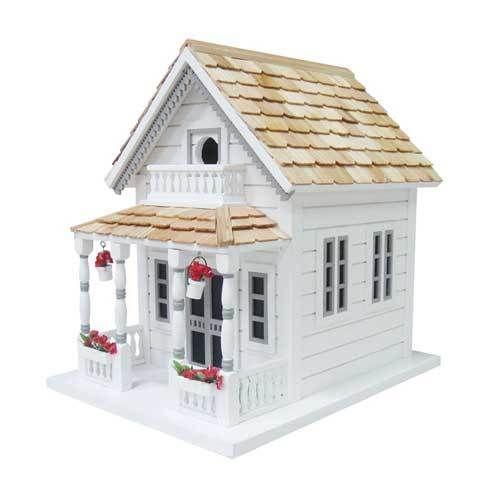 Newburyport Cottage Birdhouse *Low Stock