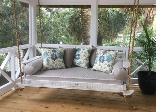 Noah Porch Swing - Four Sizes