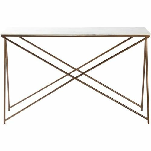 Norah Marble Console Table