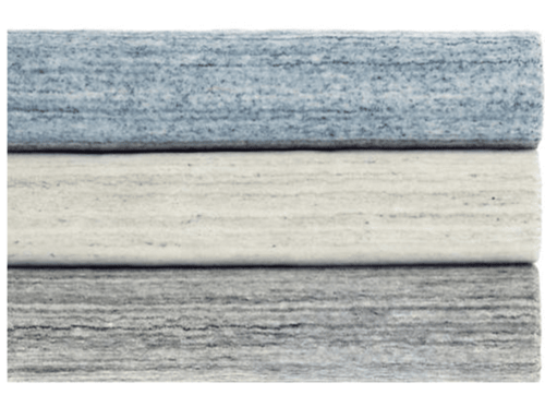 Nordic Blue Loom Knotted Rug<font color=a8bb35> 20% off</font>