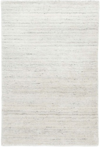 Nordic White Loom Knotted Rug<font color=a8bb35> 20% off</font>