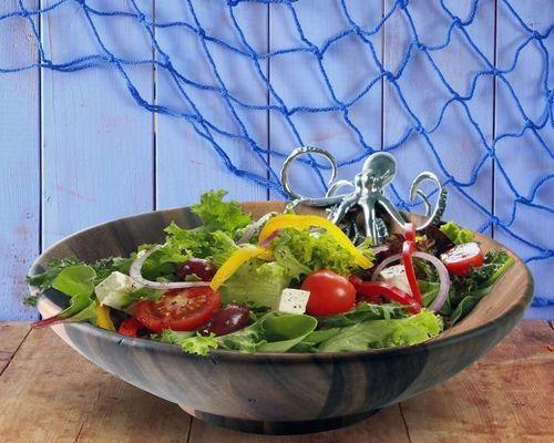 Octopus Salad Serving Bowl  *Backorder