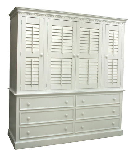 Old Point Armoire Wall Unit