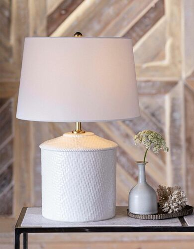 Panama Ceramic Table Lamp