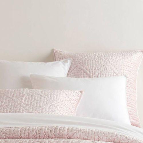 Pariseinne Velvet Slipper Pink Sham