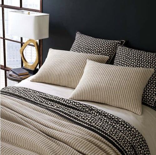 Pick Stitch Natural Matelasse Coverlet 20% OFF