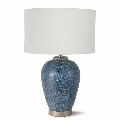 Presley Indigo Table Lamp