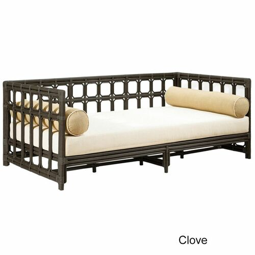Regeant Rattan Daybed in Clove