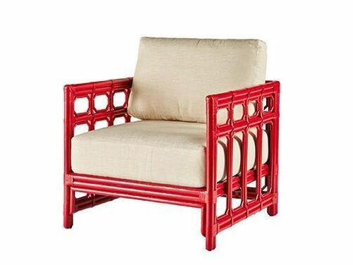 Regeant Rattan Lounge Chair in Two Colors