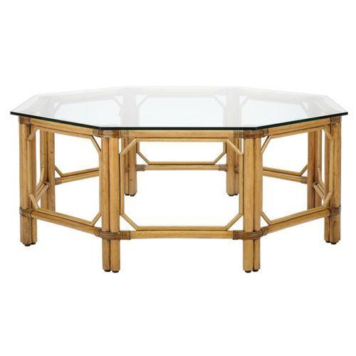 Regeant Rattan Octagonal Coffee Table