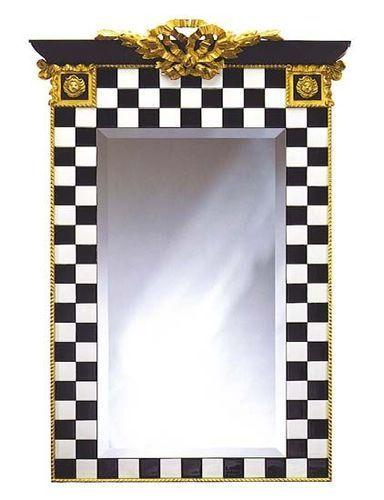 Ribbon Tile Mirror