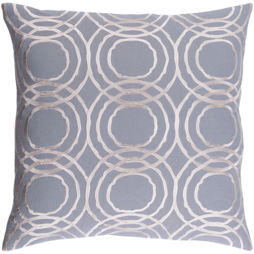 Ridgewood Pillow Grey