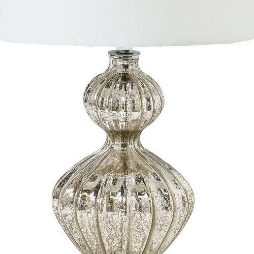 Ripple Antique Glass Lamp