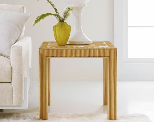 Riviera End Table <font color=a8bb35> NEW</font>