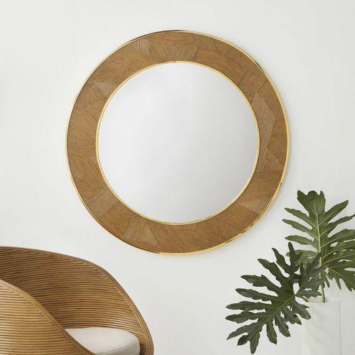 Riviera Round Mirror