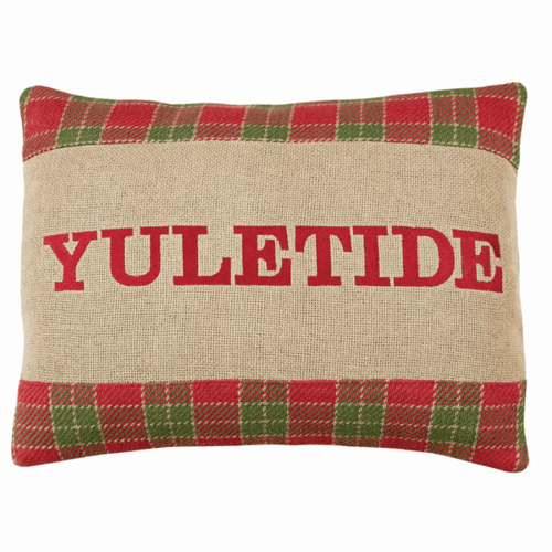 Robert Yuletide Pillow
