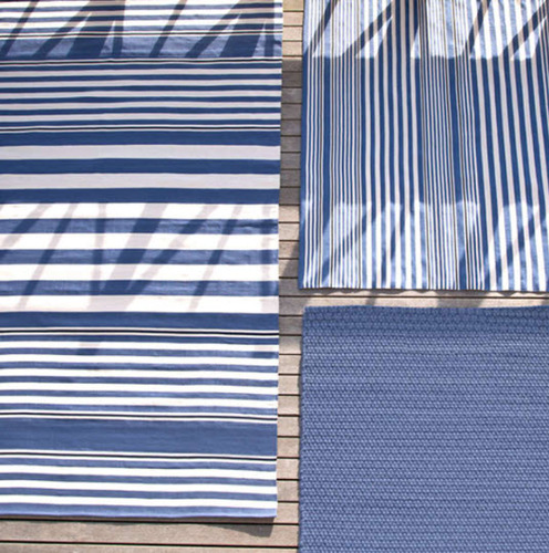 Rope Denim Indoor/Outdoor Rug