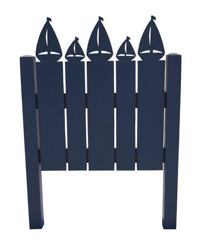 Sailboat Bed or Headboard