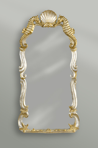 Seahorses and Starfish Mirror