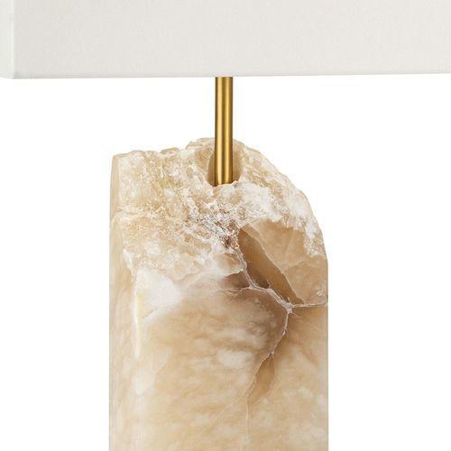 Selina Alabaster Table Lamp
