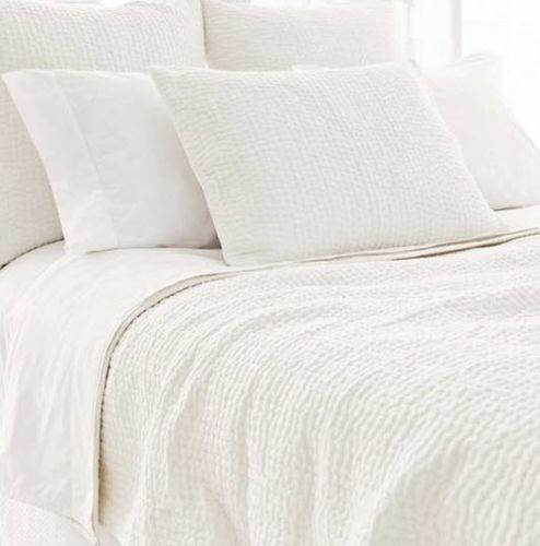 Seychelles Quilt White