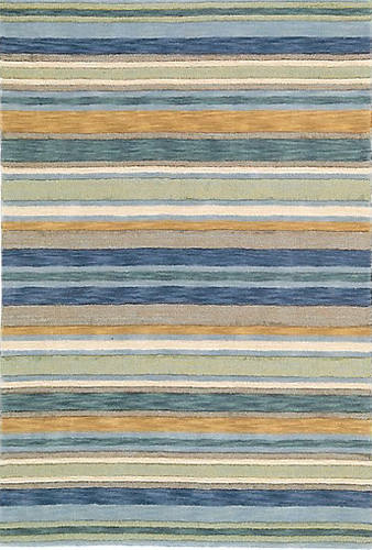 Sheffield Seagrass Stripe Rug