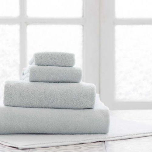 Signature Robin's Egg Blue Bath Towels