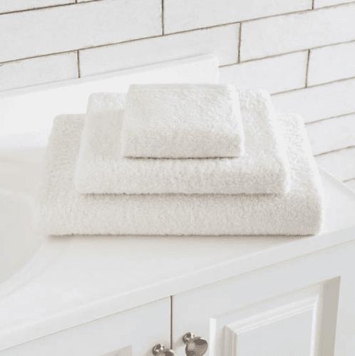 Signature Towel - Ivory