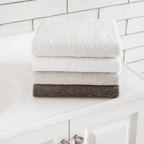 Signature Towel - White