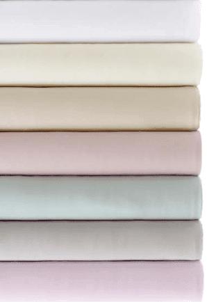 Silken Solid Robin's Egg Blue Pillowcases