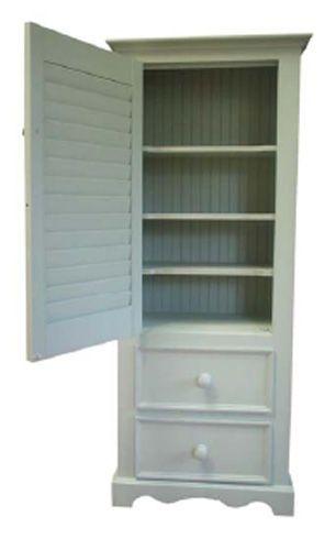 Small Linen Cabinet