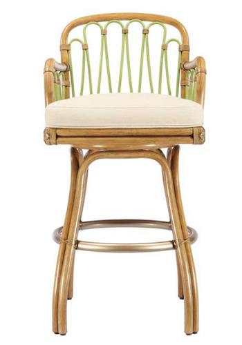 Sona Swivel Counter or Barstool in Two Colors