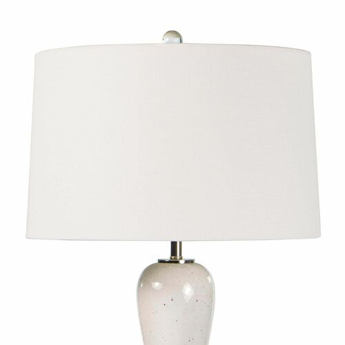 Sonora Ceramic Table Lamp <font color=a8bb35> NEW</font>