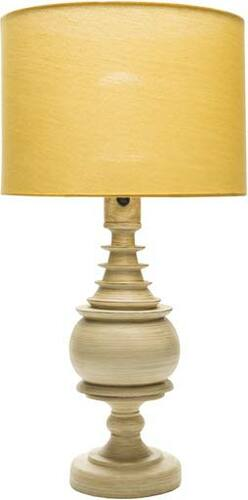 Spindle Table Lamp in Many Colors