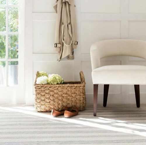 Swedish Stripe Cotton Rug