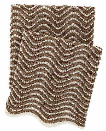 Swell Knit Throw Mocha