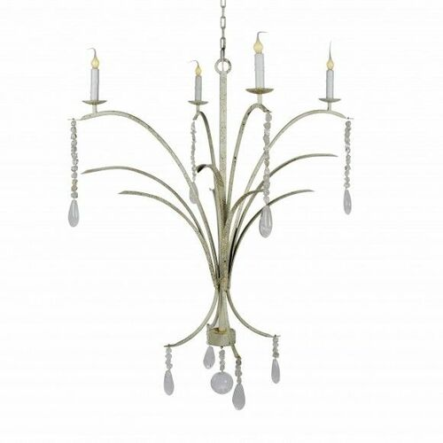 Tall Marsh Grass Chandelier<font color=a8bb35> NEW</font>