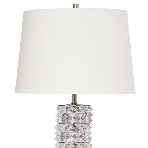 Tatiana Crystal Table Lamp Large