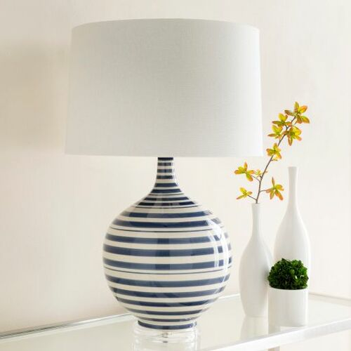 Tideline Table Lamp <font color=a8bb35> NEW</font>
