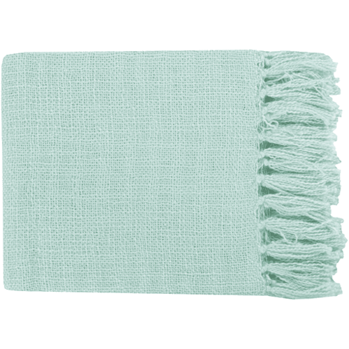 Tilda Mint Throw