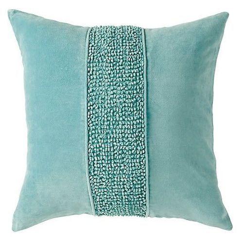 Topaz Pillow - Lake Blue<font color=a8bb35> NEW</font>