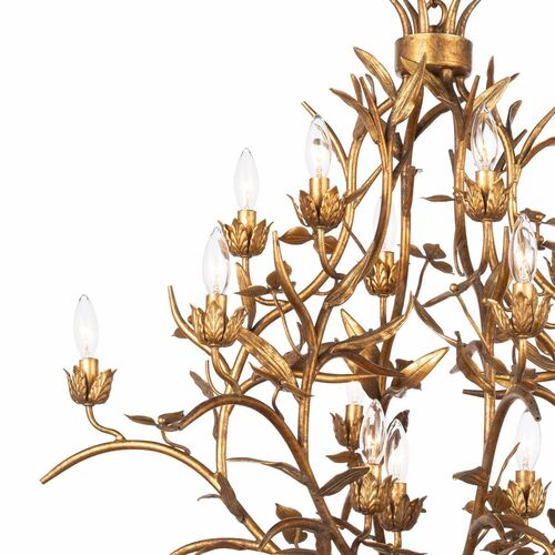 Trillium Chandelier Small
