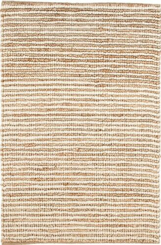 Twiggy Woven Natural Wool/Jute Rug