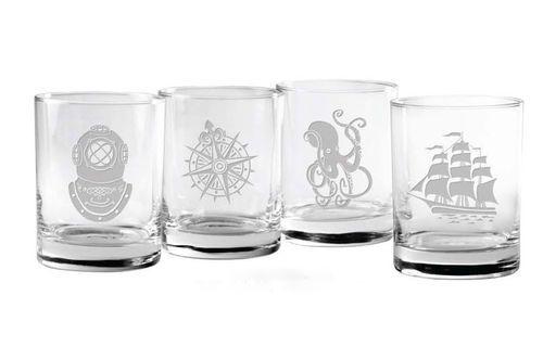 Voyager DOR Glass Set of 4