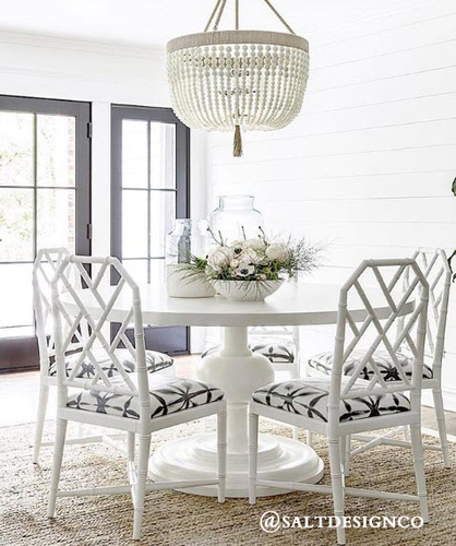 Wallace Round Dining Table in Two Sizes